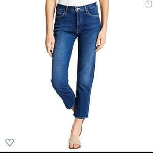 Mother The Saint Straight Leg Jeans Size 29